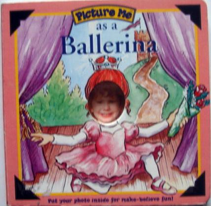 นิทานภาษาอังกฤษ Picture Me as a Ballerina