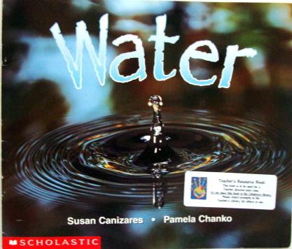 หนังสือภาพ Water