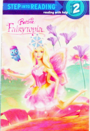 นิทานฝึกอ่าน Level2 Barbie Fairytopia