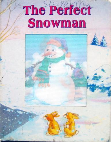 นิทานเด็ก The Perfect Snowman