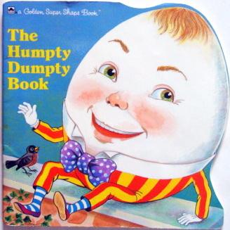 นิทานเด็ก Nursery Rhyme The Humpty Dumpty