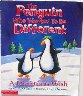 นิทาน อ่านสนุก Penguin who want to be Different