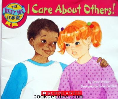 หนังสือเด็ก สอนEQ I care about Others