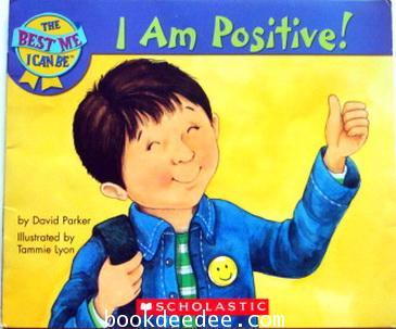 หนังสือเด็ก สอนEQ I am Positive