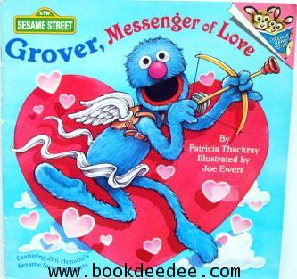 หนังสือเด็ก Elmo Grover Messenger of Love