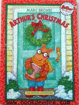 หนังสือเด็ก Arthur Christmas