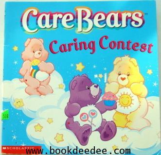 หนังสือเด็ก Care Bears Caring Contest