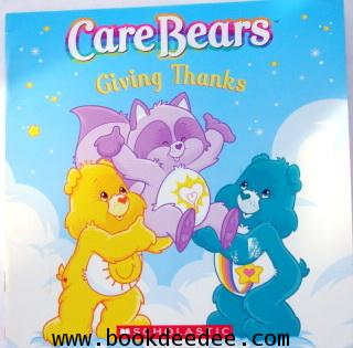 นิทานภาษาอังกฤษ Care Bears Giving Thanks
