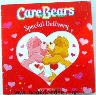 หนังสือเด็ก Care Bears Special Delivery