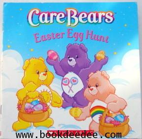 หนังสือเด็ก Care Bears Easter Egg Hunt