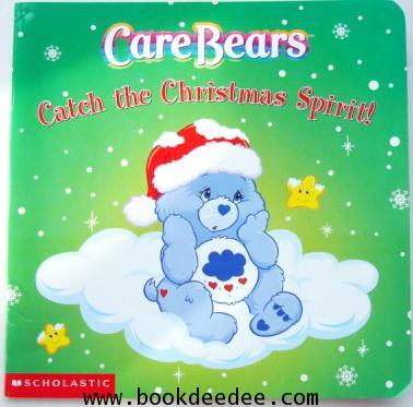 หนังสือเด็ก Care Bears Catch the Christmas Spririt