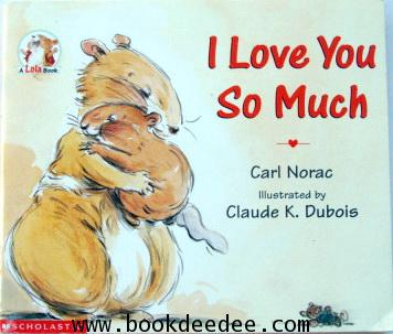 หนังสือเด็ก I Love You So Much
