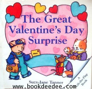 หนังสือเด็ก The Great Valentine\'s Day Surprise