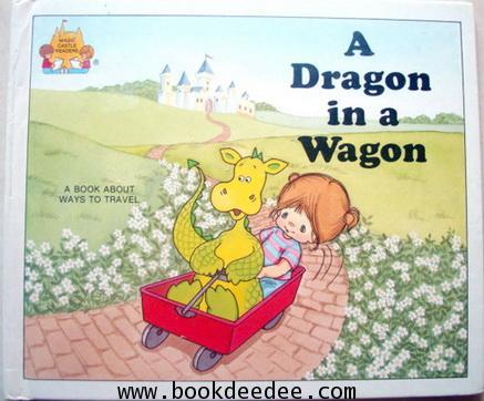 หนังสือเด็ก Magic Castle Readers A Dragon in a Wagon