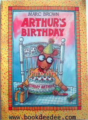 หนังสือเด็ก Arthur Birthday