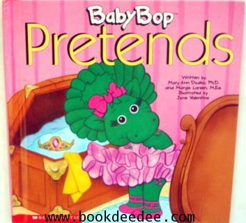 หนังสือเด็ก Barney Baby Bob Pretends