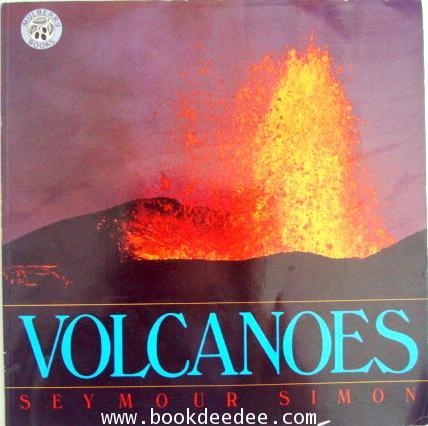 หนังสือความรู้ วิทยาศาสตร์ Volcanoes