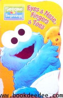 หนังสือเด็ก บอร์ดบุ๊ค Elomo Eye Nose Finger Toes