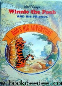 หนังสือเด็ก Winnie the Pooh Roo Big Adventure