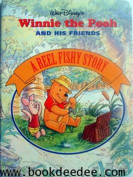 หนังสือเด็ก Winnie the Pooh Real Fishy Story