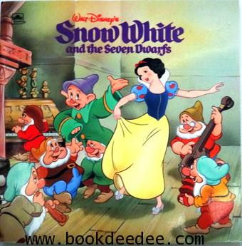 นิทานเด็ก Snow White ปกอ่อน