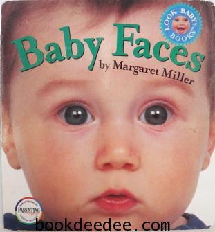 หนังสือเด็ก บอร์ดบุ๊ค Baby Face