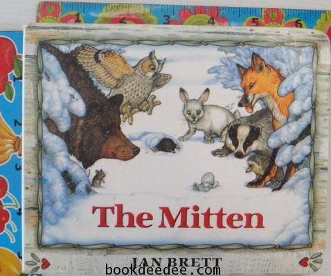 หนังสือเด็ก The Mitten