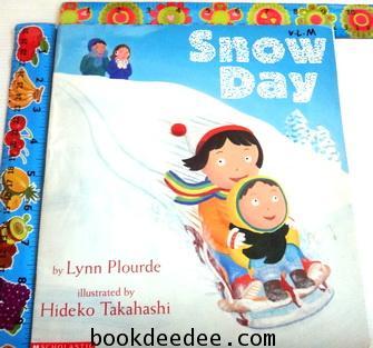 นิทานเด็ก Snow Day