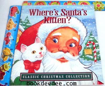 นิทานเด็ก Where\'s Santa\'s Kitten