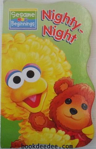 หนังสือเด็กElmo Nighty Night
