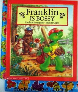 หนังสือเด็ก Franklin is Bossy