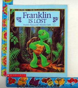 หนังสือเด็ก Franklin is lost