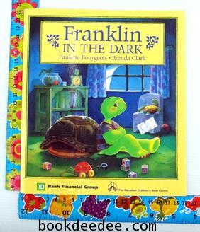 หนังสือเด็ก Franklin in the dark
