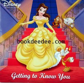 นิทานเด็ก Disney Princess Getting to Know You