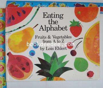 หนังสือภาพ Eating the Alphabet