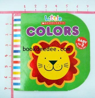 หนังสือเด็ก Touch and Feel COLOR