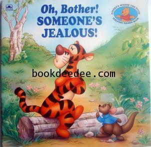 หนังสือเด็ก Winnie the Pooh Oh Bother Someone Jealous