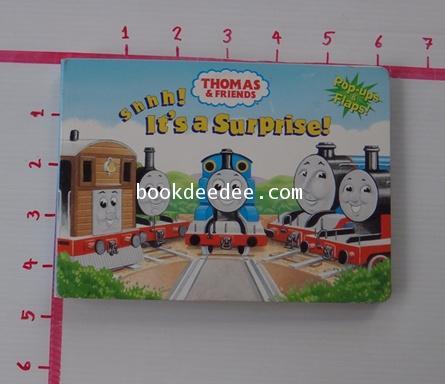 นิทานเด็ก Thomas and Friends shhh Its surprise