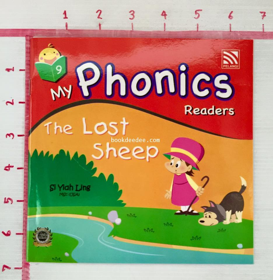 หนังสือเด็ก My Phonics Readers No9. The Lost Sheep