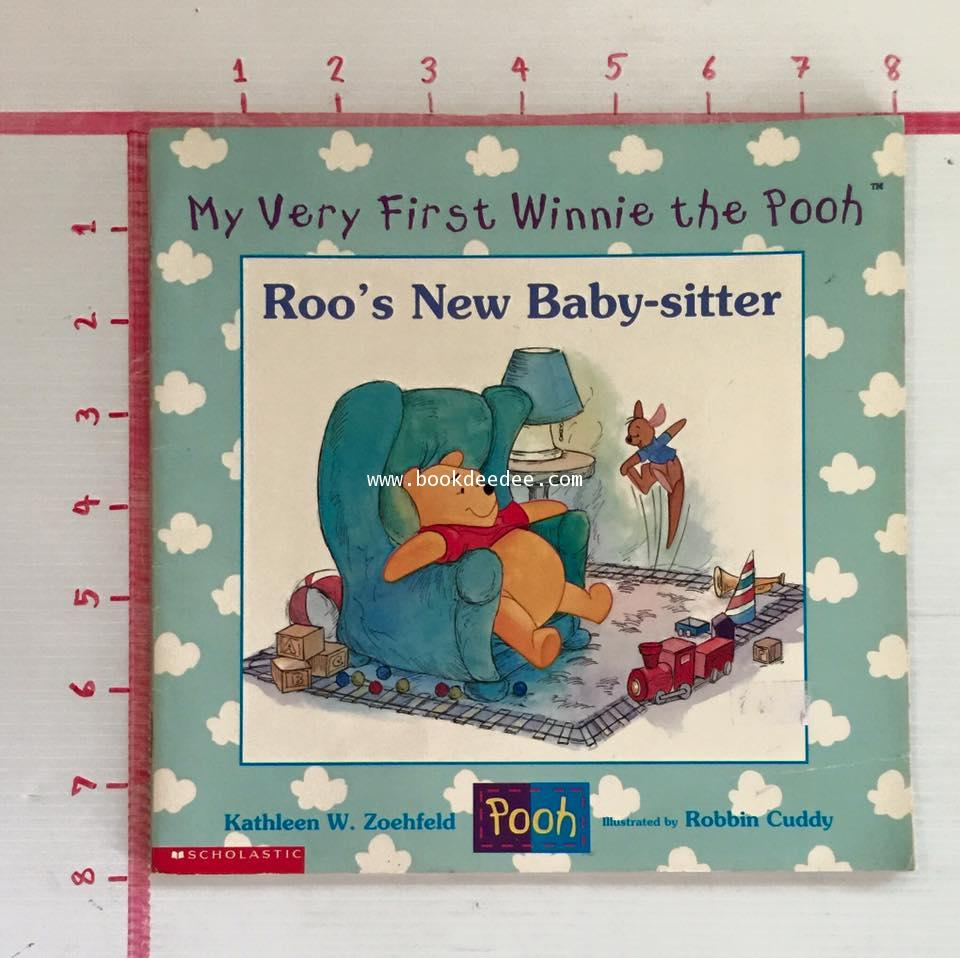 My Very First Winnie the Pooh: Roo\'s New Baby-sitter