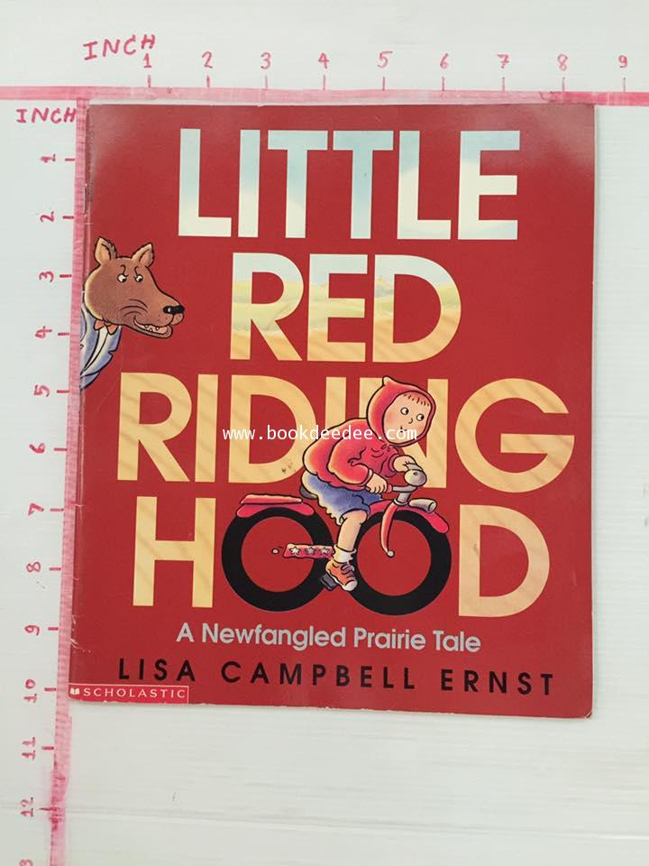 LITTLE RED RICING HOOD