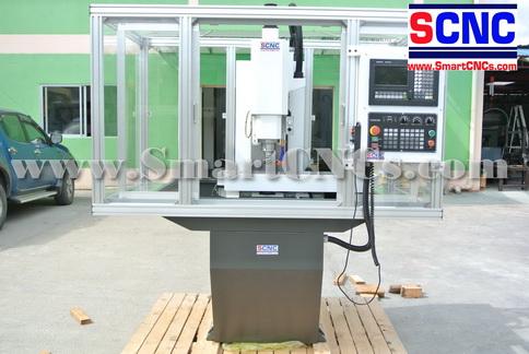 T5 CNC Milling เครื่องกัด CNC มิลลิ่งขนาดเล็ก จากไต้หวัน, Spindle BT30-ER32 8,000 rpm ราคา...บาท