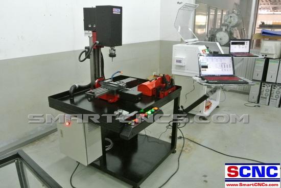 Mini CNC Milling เครื่องกัดมิลลิ่ง CNC ขนาดเล็กรุ่น SCM-10X2-H ราคาโปรโมชั่น ลดพิเศษ
