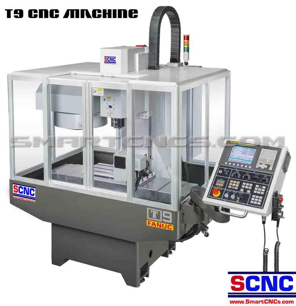 T9 CNC Milling เครื่องกัด CNC มิลลิ่งขนาดกลาง ความแม่นยำสูง จากไต้หวัน,หัวจับ BT40-ER40 ราคา...บาท