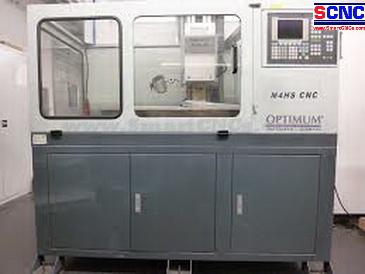 เครื่อง CNC Milling รุ่น M4HS ขนาดเล็กจาก Optimum-Germany ราคาพิเศษ