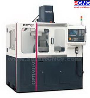 เครื่อง CNC Milling รุ่น F 4 จาก Optimum-Germany ราคาพิเศษ