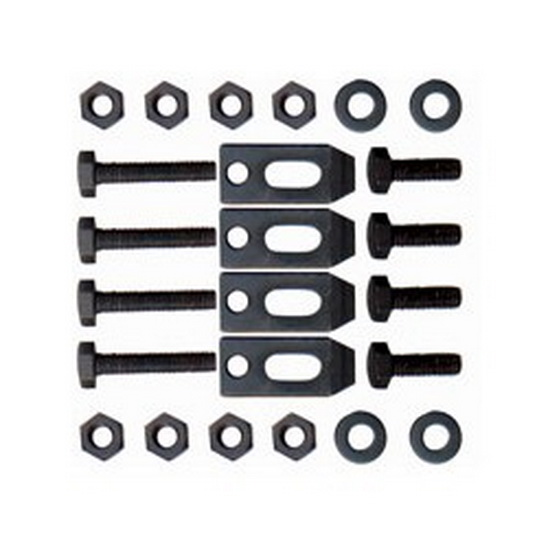 10007A Clamping kit for face plate