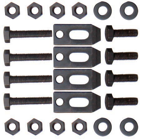10079A Clamping kit for face plate Bolt size 6mm
