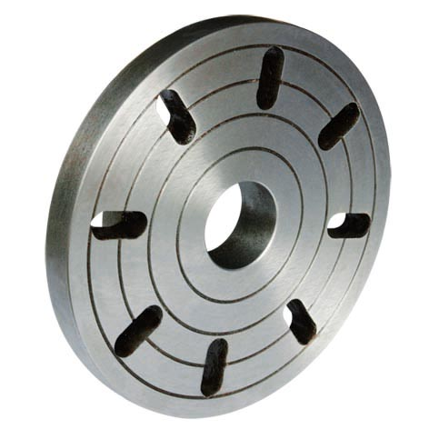 10007 Face plate¢160mm Bolt size 12mm