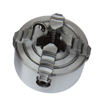 10252A 160mm 4 jaw chuck with flange